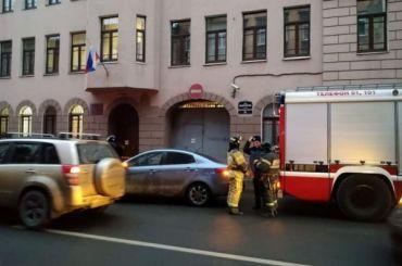 Пятый суд задень «заминировали» вПетербурге