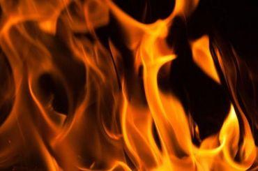 НаВолковском проспекте горел офис