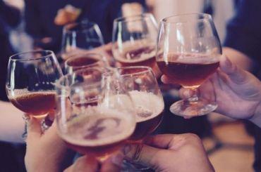 Россия оказалась вдесятке самых «пьющих» стран