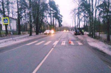 Пожилой водитель наиномарке сбил пенсионерку