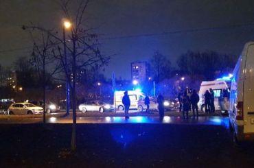 Таксист сбил мужчину смаленькой дочерью наСтачек