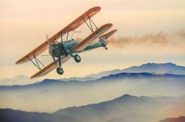 Частный самолёт совершил экстренную посадку из-за отказа двигателей