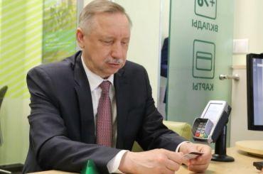 Путин обсудил сБегловым развитие Петербурга