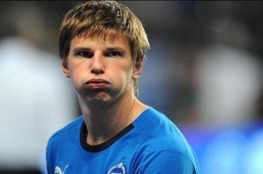 Аршавина включили всборную легенд чемпионатов Европы