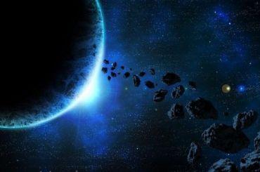 Два опасных астероида заметили около Земли