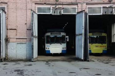 Горэлектротранс закупит 142 новых троллейбуса для Петербурга