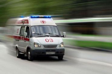 Подросток попал вбольницу после взрыва пропана вавтосервисе наСуздальском