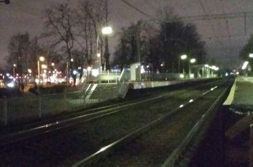 Электричка сбила насмерть мужчину настанции «Ручьи»