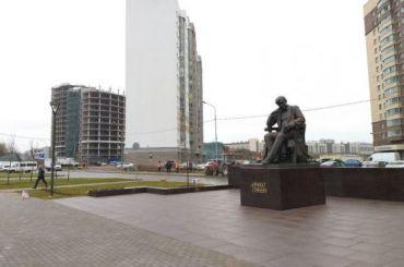 Невский район декорируют кприезду Путина