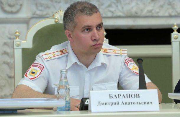 Путин назначил нового замначальника петербургской полиции