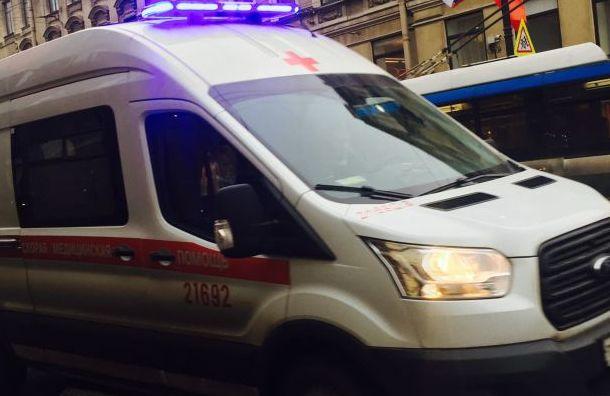 Как минимум пять человек пострадали вДТП смаршруткой наВербной улице