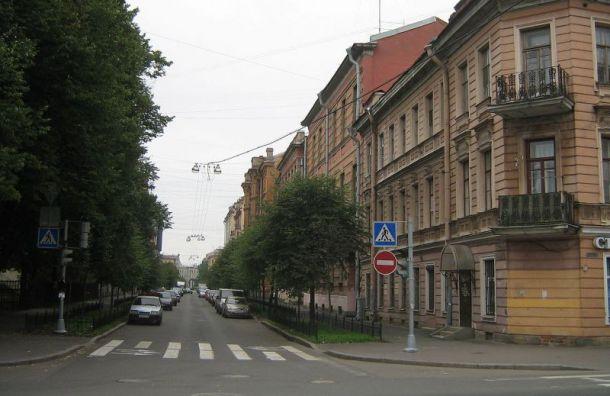 Перекрёсток вцентре Петербурга может снова стать Рождественским