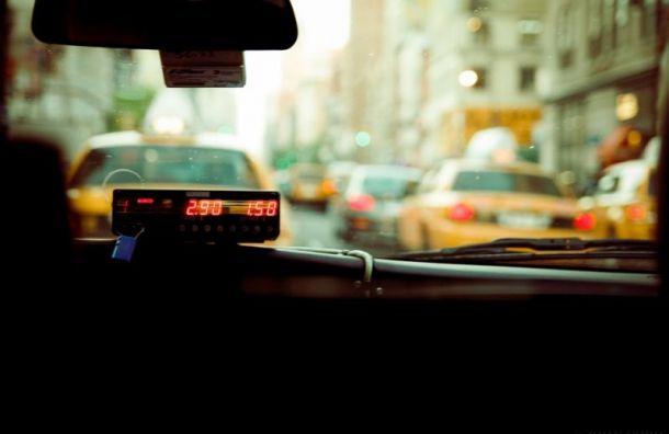 Два кавказца похитили «Яндекс.Такси» вПушкине