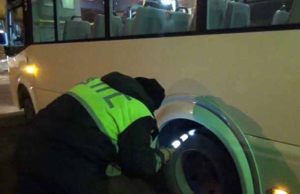 Полицейские провели операцию «Автобус» исняли смаршрутов 50 машин