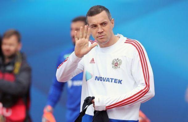 Артема Дзюбу признали спортсменом года