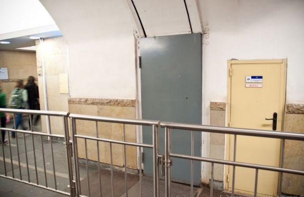 Метрополитен рассказал обункерах для петербуржцев