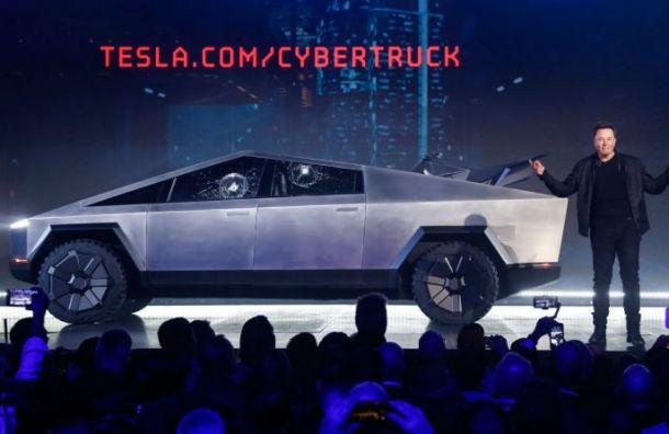 Почему Tesla Cybertruck ждет провал вРоссии