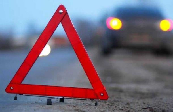 Два человека погибли вДТП под Бокситогорском
