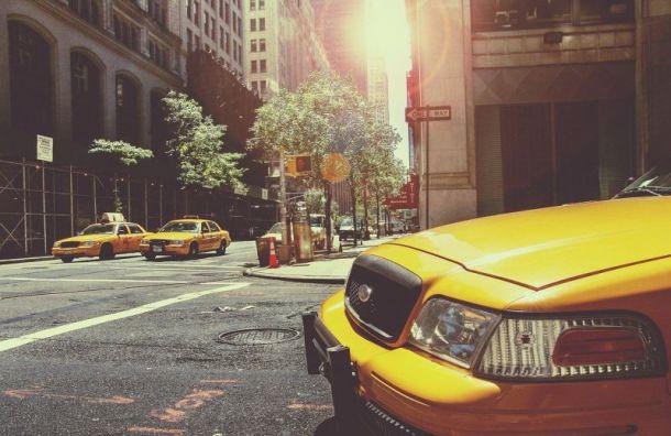 Количество ДТП сучастием такси увеличилось на60 процентов