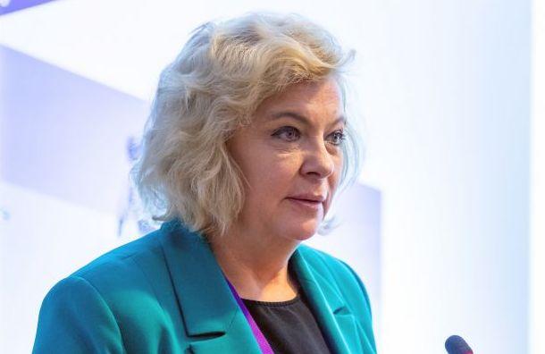 Агапитова уйдет споста детского обмудсмена Петербурга
