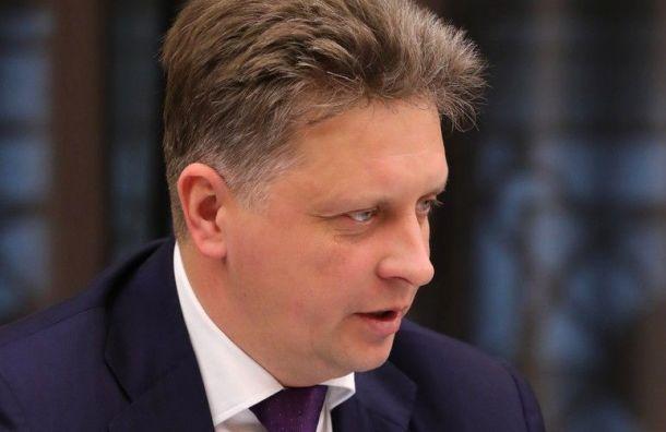 Максим Соколов согласован надолжность вице-губернатора