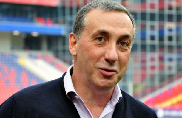 Президента ЦСКА Гинера отстранили отфутбола натри месяца закритику судей
