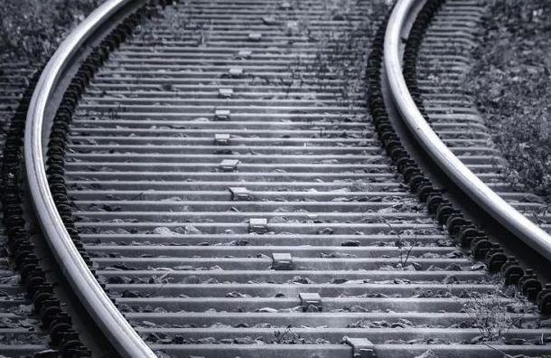 Электричка насмерть сбила мужчину на ж/д станции Мельничный Ручей