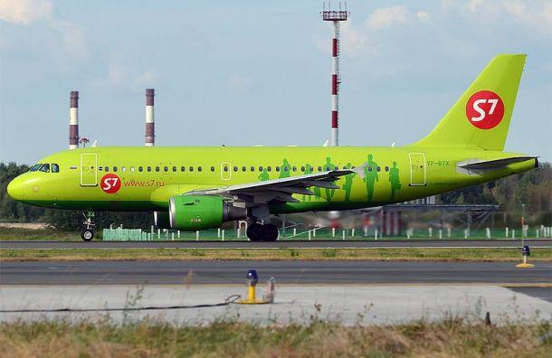 Три борта несмогли приземлиться ваэропорту Пулково из-за непогоды