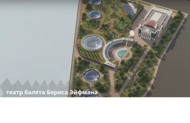 «Тучков буян» перейдет всобственность Петербурга