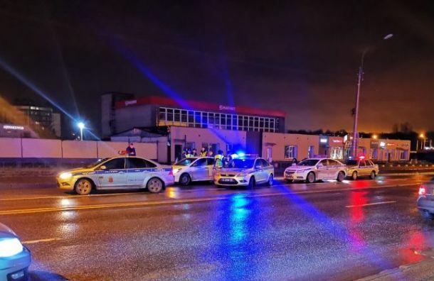 Устроившего гонки сполицией водителя поймали наулице Коммуны