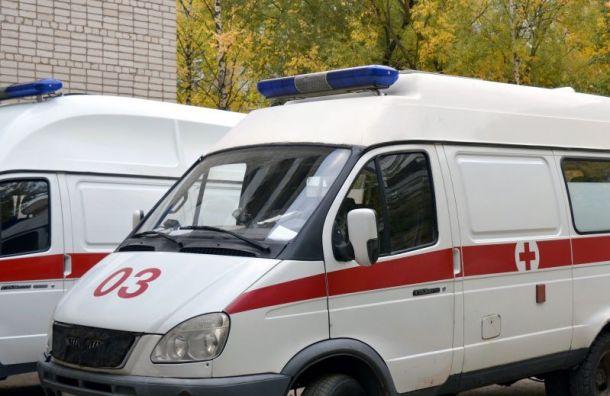 Выходившая изтрамвая петербурженка попала под «Газель»