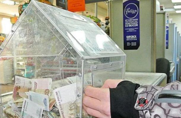 Найден злоумышленник, укравший ящик для пожертвований, имоказался Боря