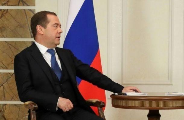 Медведев предостерег россиян отбессмысленного бунта