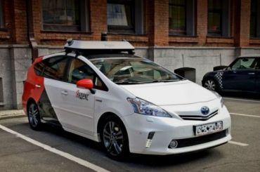 Беспилотные машины протестируют надорогах Петербурга
