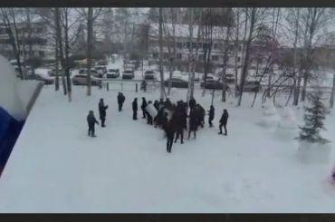 Главу МВД Татарстана наказали запривлечение детей научения полиции