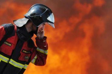 При пожаре наКронверском проспекте погиб пожилой мужчина