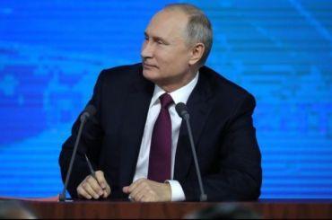 НаYouTube пресс-конференция Путина набрала 37 тысяч дизлайков