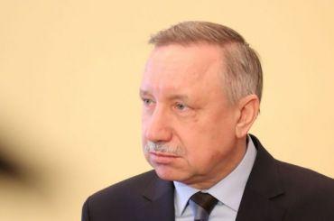 Петербургу выделили 1,5 млрд рублей за«эффективную работу губернатора»