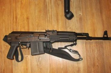 Колпинский стрелок хранил арсенал боеприпасов вгараже
