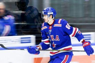 СКА заключил новый контракт сфорвардом Марченко