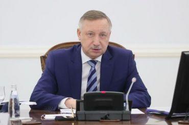 Беглов назвал Петербург правовой столицей страны