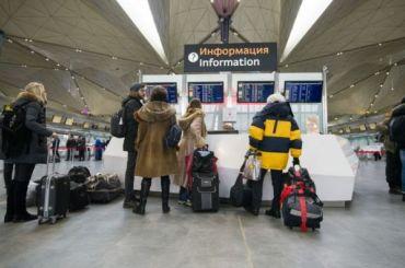 Пассажиры аэропорта Пулково смогут перед Новым годом узнать одолгах