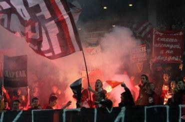 Трех арестованных фанатов «Спартака» выпустили изспецприемника