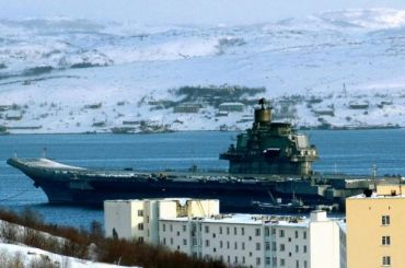Найдено тело второго погибшего наместе пожара на«Адмирале Кузнецове»