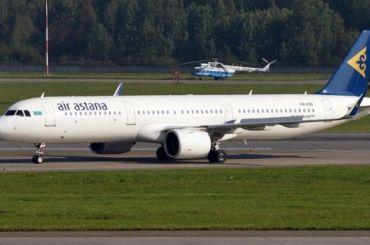 Задерживается вылет самолета изПетербурга вАлма-Ату
