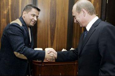 Любимый певец Путина неотчитался вПенсионный фонд