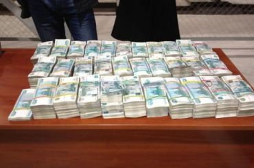 Ограбление на4 миллиона рублей впятницу, 13-го