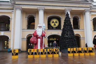 Уголовный розыск задержал антиядерного эксперта Greenpeace