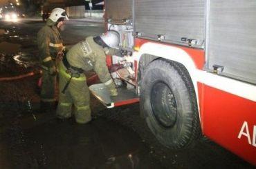 Изгорящего дома наБеговой эвакуировали 13 человек