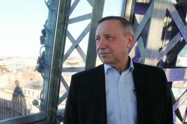 Беглов пообещал достроить 20 домов-долгостроев доконца 2019 года